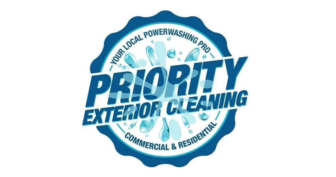 Priority Exterior Cleaning Logo