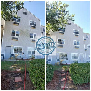 When it's time to clean your Jackson, MS area apartment commuinty ,Priority Exterior Cleaning LLC is the power washing you should call. Why? Our Jackson, MS pressure washing copmany has cleaned more apartment communities in the Jackson, MS area than any other power washing company in the area. Take your chances or call the experts. It's your choice. We will make your commuinty a priority!